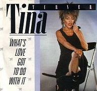 Tina Turner - What's Love Got To Do With It? cover