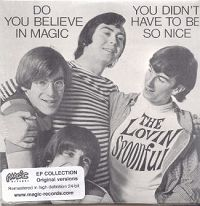 The Lovin' Spoonful - Do You Believe In Magic? cover