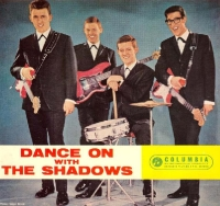 The Shadows - Dance On (instrumental) cover