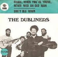 The Dubliners - Dirty Old Town cover
