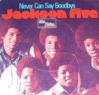 The Jackson 5 - Never Can Say Goodbye cover