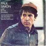 Paul Simon - Late in the Evening cover