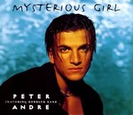 Peter Andre - Mysterious Girl cover