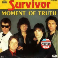 Survivor - The Moment of Truth (no lead vocals) cover