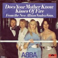 ABBA - Does Your Mother Know (fade out) cover