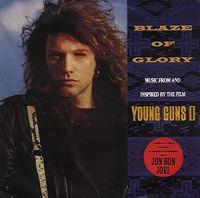 Bon Jovi - Blaze Of Glory cover