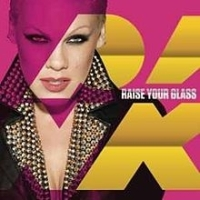 Pink - Raise Your Glass cover