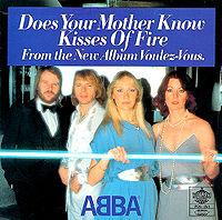 ABBA - Does your mother know? cover