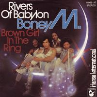 Boney M - Rivers Of Babylon cover