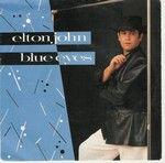 Elton John - Blue Eyes cover