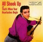 Elvis Presley - All Shook Up cover