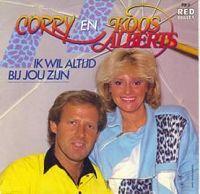 Koos Alberts & Corry Konings - 'K wil altijd bij je zijn cover