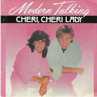 Modern Talking - Cheri Cheri Lady (1998 rap remix) cover