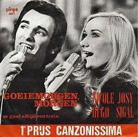 Nicole & Hugo - Goeiemorgen, Morgen cover