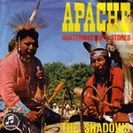 The Shadows - Apache (Instr.) cover