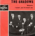 The Shadows - Atlanta (Instr.) cover
