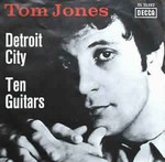 Tom Jones - Detroit City cover