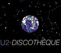 U2 - Discotheque cover