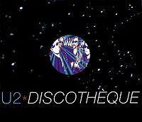 U2 - Discotheque cover