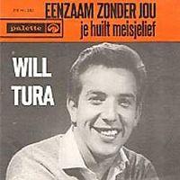 Will Tura - Eenzaam zonder jou cover