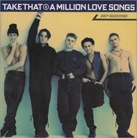 Take That - A Million Love Songs cover