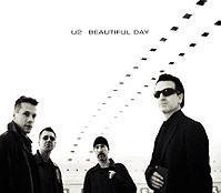U2 - Beautiful Day cover