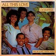 El DeBarge - All This Love cover
