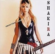 Shakira - Objection cover