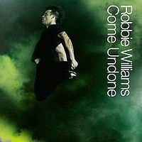 Robbie Williams - Come Undone cover