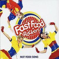 Fast Food Rockers Fast Food Song Instrumental
