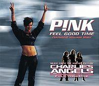 Pink - Feel Good Time cover