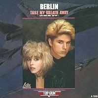 Berlin - Take My Breath Away cover