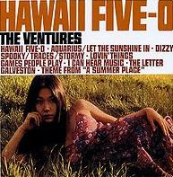 The Ventures - 'Hawaii Five-O' Theme cover
