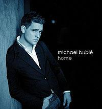 Michael Buble - Home cover