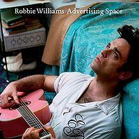 Robbie Williams - Advertising Space cover