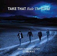 Take That - Rule The World cover