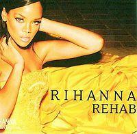 Rihanna - Rehab cover