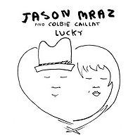 Jason Mraz feat. Colbie Caillat - Lucky cover
