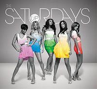 The Saturdays - Up cover