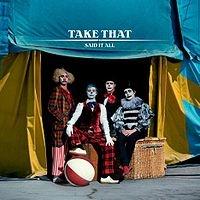 Take That - Said It All cover
