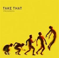 Take That - Wait cover
