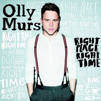 Olly Murs - Right Place Right Time cover