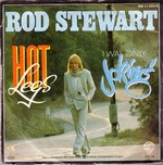Rod Stewart - Hot Legs cover