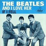 The Beatles - And I love her cover