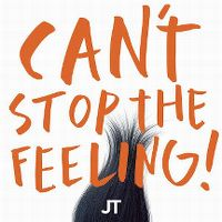 Justin Timberlake - Can't Stop The Feeling! cover