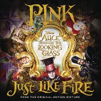 Pink - Just Like Fire cover