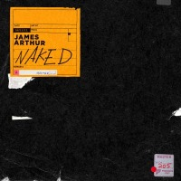 James Arthur - Naked cover