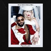 Madonna & Maluma - Medellín cover