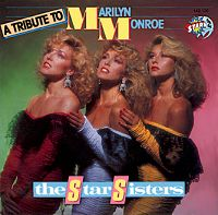 Stars on 45 - A Tribute to Marilyn Monroe (Star Sisters medley) cover
