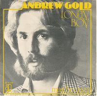 Andrew Gold - Lonely Boy cover